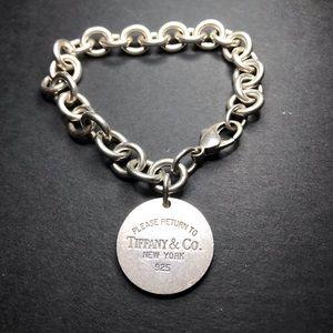 Return to Tiffanys sterling silver bracelet ❤️